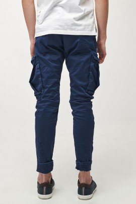 55 Trousers Gallo 1 Blue