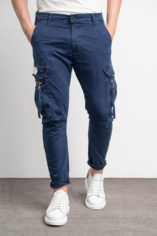SS21 CORATO BLUE FRONT