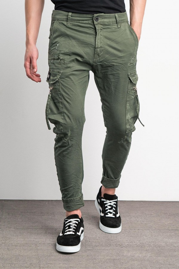 SS21 CORATO OLIVE FRONT