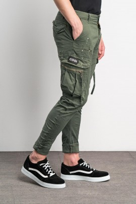 SS21 CORATO OLIVE SIDE