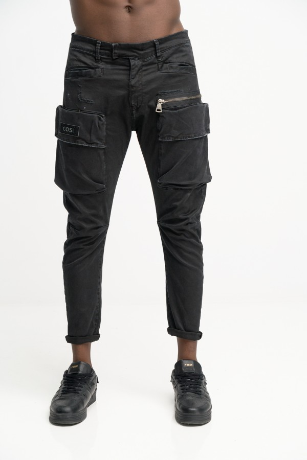 SOTTO BLACK FRONT