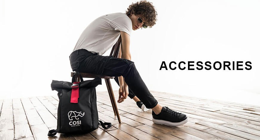 Cosi Jeans Men's Accessories Autumn Winter Collection | Official Store